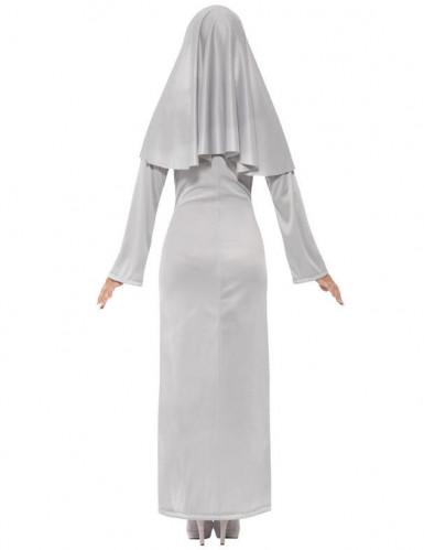 Disfraz fantasma religioso mujer Halloween-2