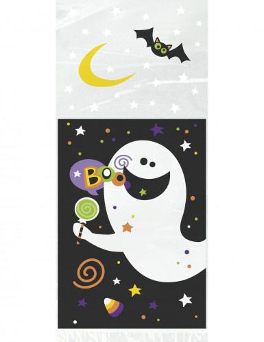 20 Bolsas plástico Happy Halloween