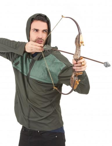 Kit arco y flecha Arrow™ adulto-1
