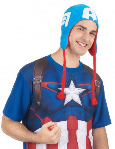 Gorro adulto Capitán América™-1