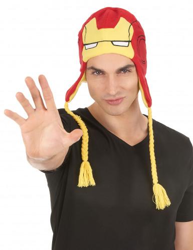 Gorro adulto Iron Man™-1