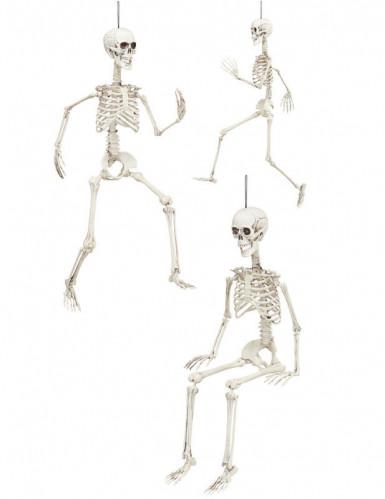 Esqueleto móvil 90 cm Halloween-1