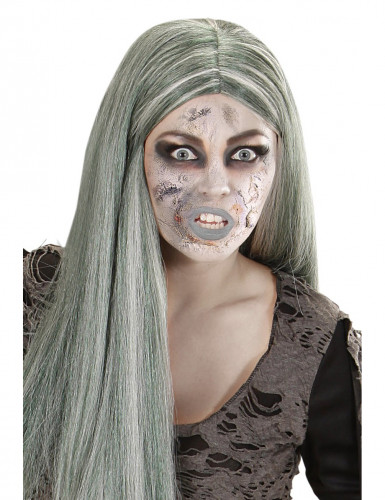 Maquillaje piel zombie adulto Halloween