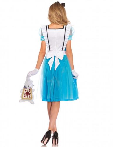 Disfraz soñadora de las maravillas para mujer-2