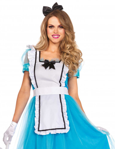Disfraz soñadora de las maravillas para mujer-1