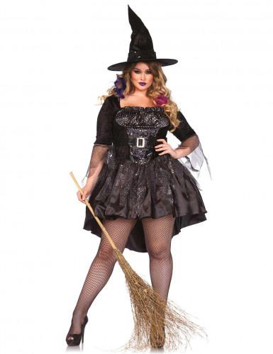 Disfraz bruja mujer