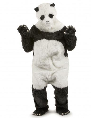 Disfraz panda adulto