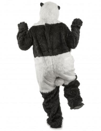 Disfraz panda adulto-2