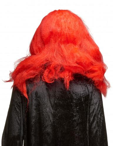 Máscara látex payaso terrorífico adulto Halloween-1