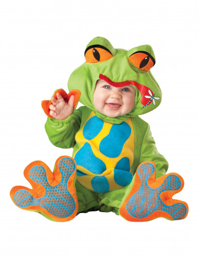 Disfraz rana para bebé- Premium