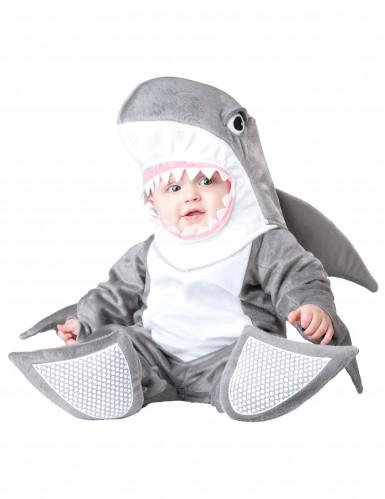 Disfraz Tiburón para bebé - Lujo