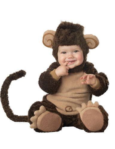 Disfraz Mono para bebé - Premium