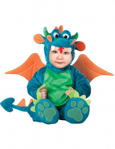Disfraz de dragón para bebé -Lujo