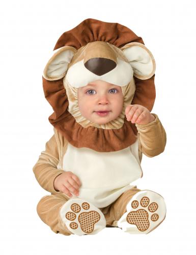 Disfraz León para bebé - Clásico