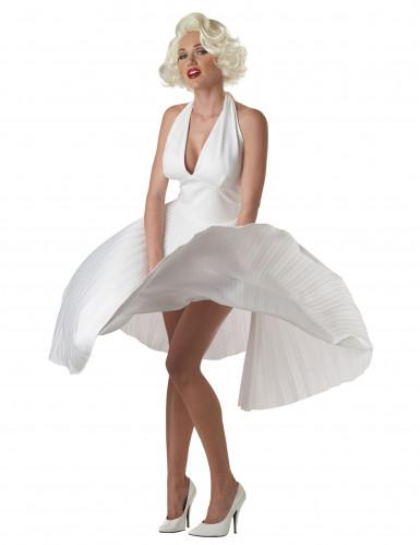 Disfraz Marylin mujer Deluxe