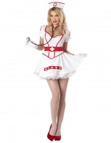 Disfraz Enfermera sexy mujer