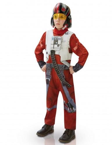 Disfraz niño Deluxe Poe X-Wing Fighter-Star Wars VII™