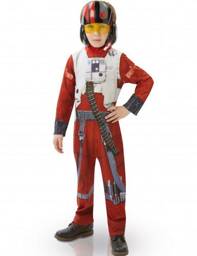 Disfraz niño clásico Poe X-Wing fighter Star Wars VII™