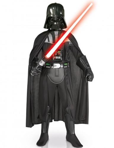 Disfraz lujo Dark Vador con máscara Star Wars™