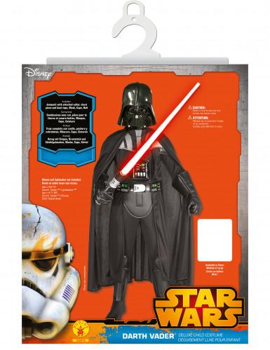 Disfraz lujo Dark Vador con máscara Star Wars™-1