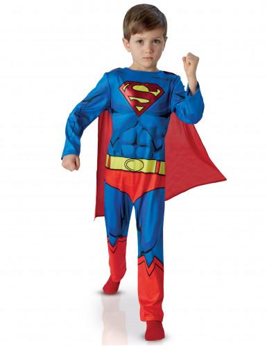 Disfraz clásico Superman™ Comic Book niño