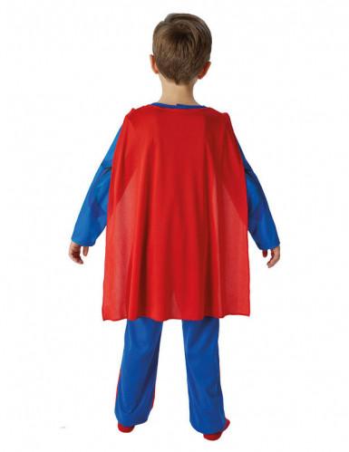 Disfraz clásico Superman™ Comic Book niño-1