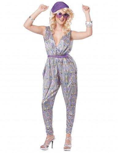 Disfraz Fiebre del Disco mujer