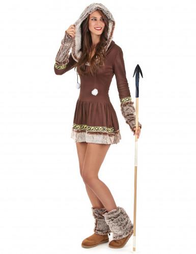 disfraces mujer esquimal