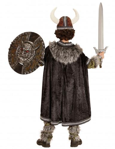 Disfraz Vikingo deluxe niño-1