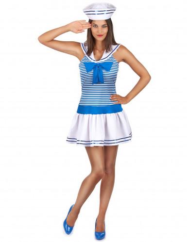 Disfraz marinera sexy mujer