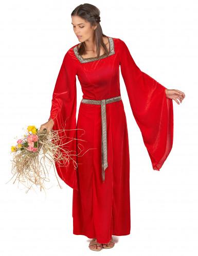 Disfraz mujer medieval-1