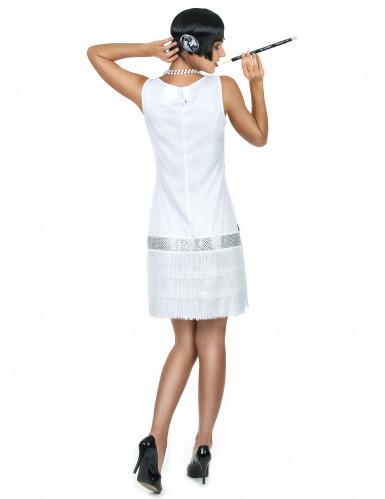 Disfraz Charlestón blanco-2