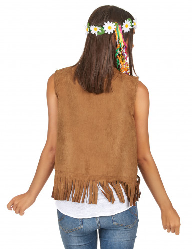 Chaleco hippie mujer-1