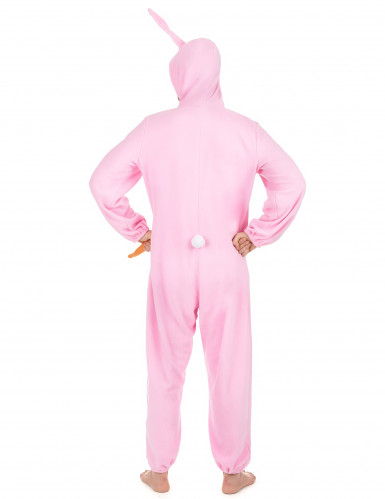 Disfraz conejo rosa hombre-2