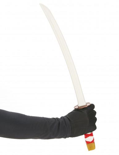 Sable ninja rojo niño-1