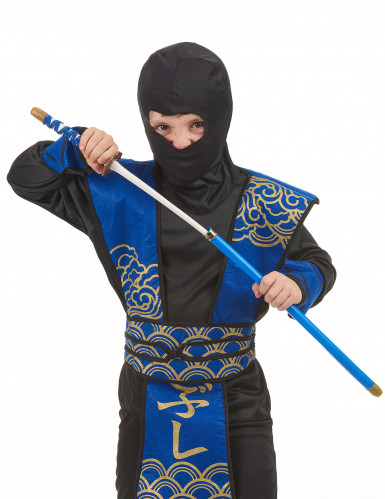 Sable de Ninja azul niño-1