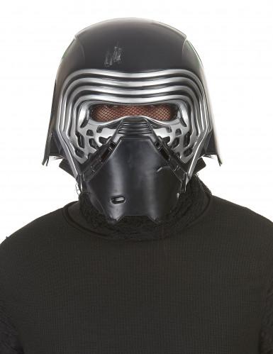 Máscara adulto casco 2 partes Kylo Ren Star Wars VII™