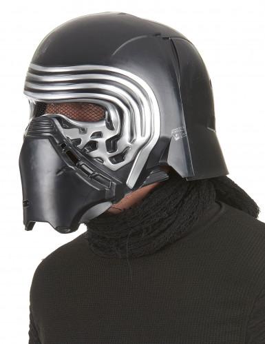 Máscara adulto casco 2 partes Kylo Ren Star Wars VII™-1