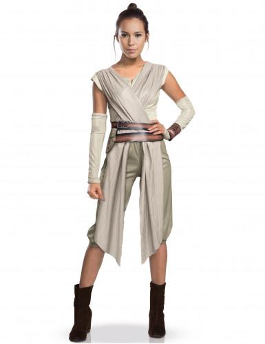 Disfraz adulto Rey Deluxe Star Wars VII™