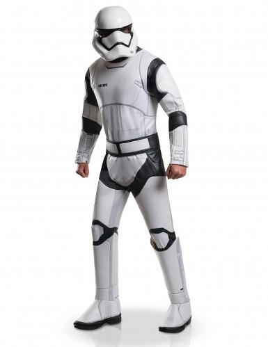 Disfraz adulto Deluxe Stormtrooper Blanco Star Wars VII™