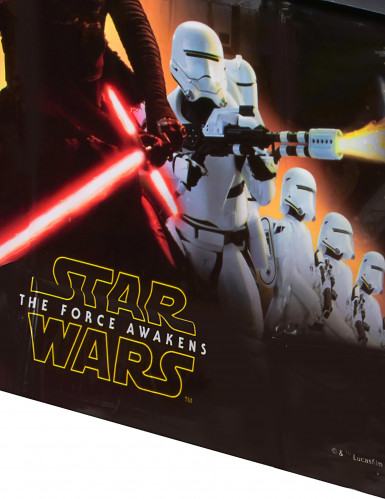 Mantel plástico Star Wars VII™ 120x180 cm-1