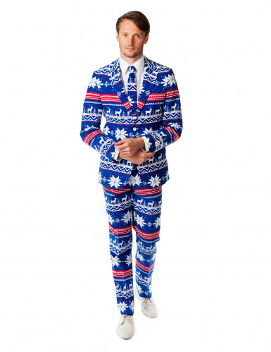 Traje Sr. Navidad hombre Opposuits™