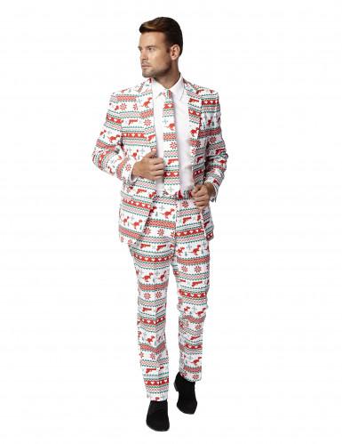 Traje Sr. Gangster Navidad hombre Opposuits™