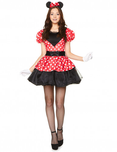 Disfraz de Miss Mouse mujer-1