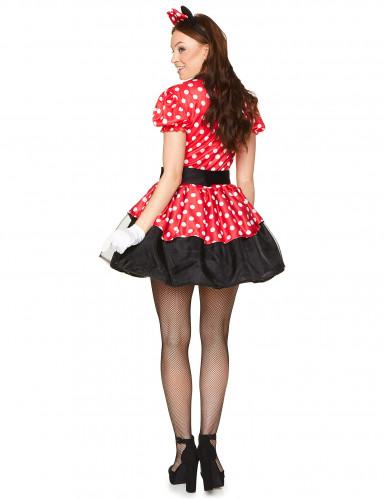 Disfraz de Miss Mouse mujer-2