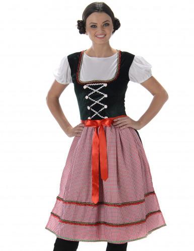 Disfraz de Bávara mujer largo-1