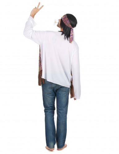 Disfraz hippie hombre años 60-2