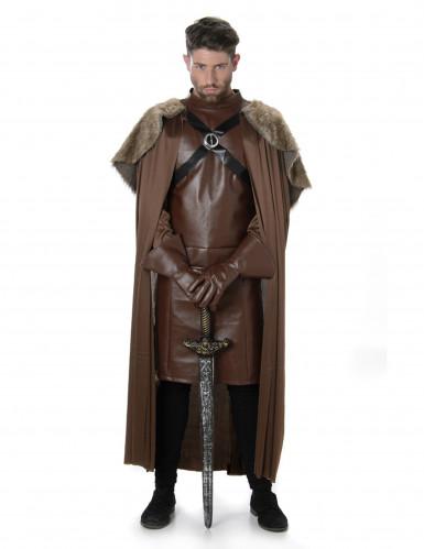 Disfraz caballero medieval hombre