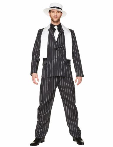 Disfraz de gánster traje rayado hombre-1