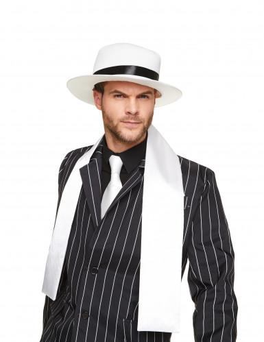 Disfraz de gánster traje rayado hombre-3